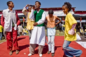 Singing & Dancing in Ethiopia